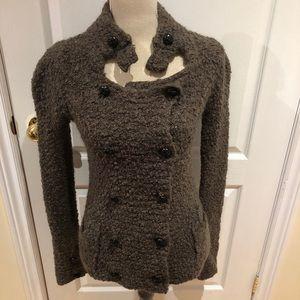 Free People Long Sleeve Sweater Sz M